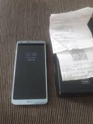 LG G6 top! 64gb nota e garantia! Oportunidade