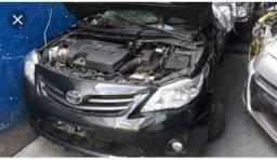 Motor de Corolla 2013 xei retirar de peças