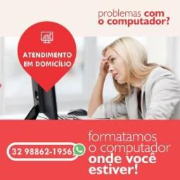 Juiz de Fora - Informática Atendimento em domicílio (Whats) 32988621956