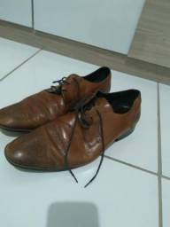 Sapato Social de couro legítimo!