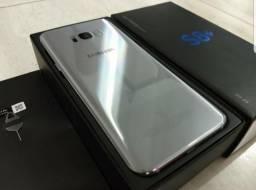 Samsung S8 Plus (prata)