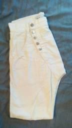 Calça Jeans Branca masculina