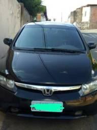 Honda civic 2008 LXS Flex Aut. 4p - 2008