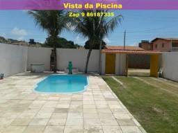 Casa Piscina em Ponta de Pedras - Catuama