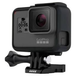 Gopro Câmera Go pro Hero 5 Black Nova Lacrada