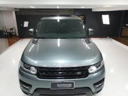 Top de Linha!!! Land Rover Range Rover Sport 3.0 TDV6 24v - 245HP - 2013/14 !!! - 2014