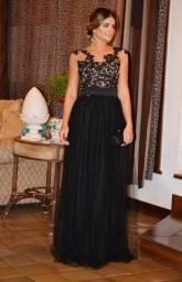 Vestido Preto Patricia Bonaldi