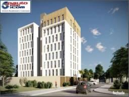 Apartamento com entrega programada para julho de 2023, possui Sala, banheiro social, 2 qua