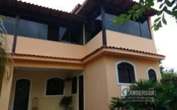 Excelente Casa 3 qts c/varanda e 2 suites, condomínio Recanto Alecrim