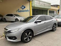 CIVIC 2018/2018 1.5 16V TURBO GASOLINA TOURING 4P CVT