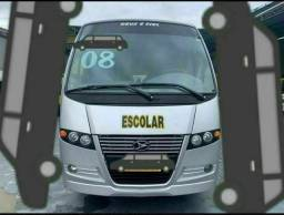 Micro ônibus escolar