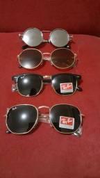 Óculos de sol Ray-ban e Dior à venda