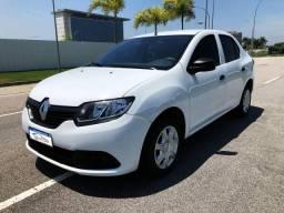 Renault Logan Authentic 1.0 - 2019