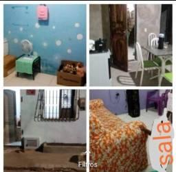 Aluguel casa no Pq Vitória 300,00