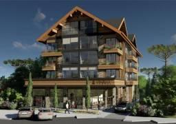 Apartamento à venda, 93 m² por R$ 704.928,89 - Centro - Canela/RS