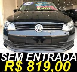 Volkswagen Gol Trend G6 1.6 2p 2014 Baixo Km Ùnico Dono