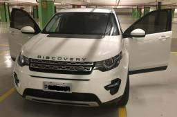 Discovery sport HSE diesel 5 lugares - 2016