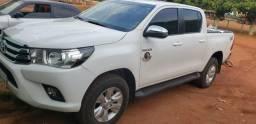 Hilux 2018/ 2018 SRV 4x4 diesel - 2018