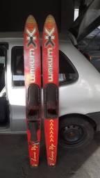 Vendo urgente esqui
