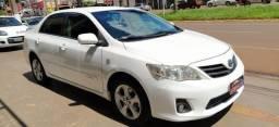 Corolla Gli automático couro multimídia - 2012