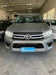 Hilux ano 2016 cabine simples - 2016