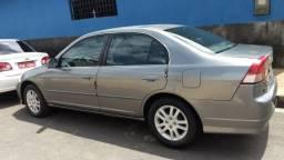 Vendo Honda Cívic 2005/2005 automático LXL carro top - 2005