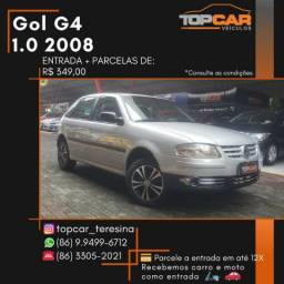 Gol G4 1.0 2008 - 2008