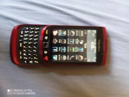 Blackberry torch 9800 ainda no plástico