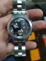 Relógio feminino suíço marca swatch
