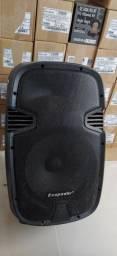 Caixa de som Ecopower EP-S302 Semi nova..