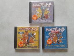 CDs Multioke para Karaokê