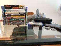 Jogos e consoles ps2 ps3 ps4 ps vita gamecube wii u