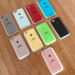 Capinha Iphone 7/8 e 7/8 Plus