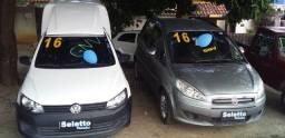 Saveiro 2016; Motor 1.6; 8v; Gnv 5ª geração um mês de uso; Capota em fibra
