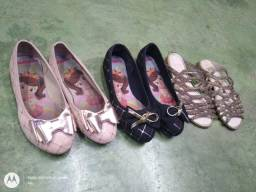 Calçados n. 31 seminovos
