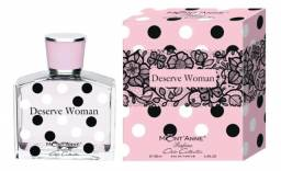 Perfume Feminino Deserve Woman Mont'anne 100ml