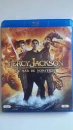 Blu-ray Percy Jackson E o Mar de Monstros original em Carapebus/Macaé