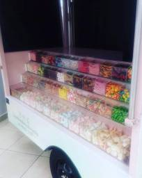 Vendo food truck de doces