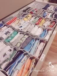 Colmeias para organizar gavetas