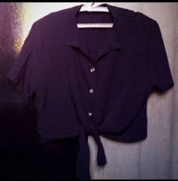 Blusas e croppeds G e M