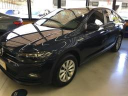 Virtus Sedan 1.0 Comfortline 200 Flex -2019-Único Dono!!! Garantia Fábrica!!