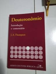 Livro: Deuteronômio - Introdução e comentário