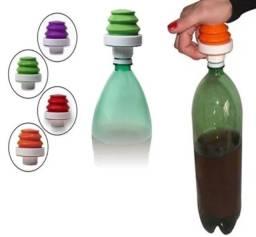 Bomba para refrigerantes que mantém o gás até o final
