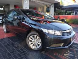 Civic LXS 1.8 Automático 2014 Imperdível Financia 100%