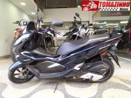 Honda PCX 150 azul 2019 5.000km moto muito nova e revisada