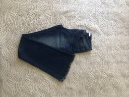 Calça jeans flare Lab