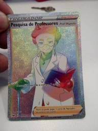Título do anúncio: Carta pokemon
