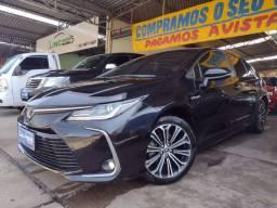 Título do anúncio: Corolla 1.8 altis Premium hybrido ano 2019/2020