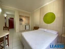 Apartamento para alugar com 1 dormitórios em Centro, Florianópolis cod:626665
