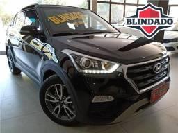 Hyundai Creta 2.0 Flex Prestige Automático 2018!!! Blindado